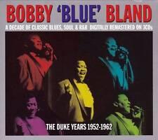 BOBBY 'BLUE' BLAND - THE DUKE YEARS 1952-1962 (NEW SEALED 3CD)