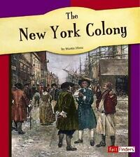 The New York Colony (The American Colonies)-ExLibrary