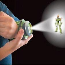 Ben 10 Alien Force Omnitrix Illuminator Projector Watch Toy for Child Kids Gift