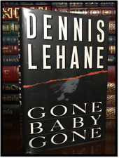 Gone Baby Gone ✎SIGNED✎ by DENNIS LEHANE Hardback 1st Edition First Printing