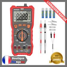 Multimetre Numerique Portable Testeur Electrique Pro 6000 Compte TRMS Digital