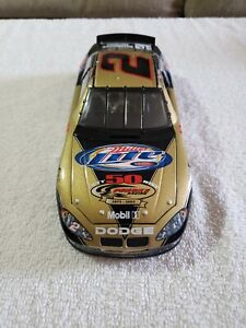ACTION RACING/RCCA RUSTY WALLACE MILLER LITE 50TH WIN  1/24 CLUB CAR-1 OF 504