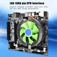 X58 DeskTop PC Motherboard Set+X5650 CPU+8G Memory Main Board Set Combos CHU