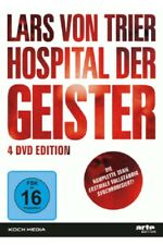 Lars von Trier Hospital der Geister  (DVD Video)