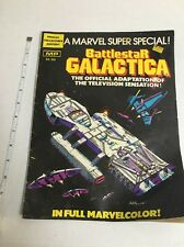Battlestar Galactica Comic Book- 1978 Vol.1 #8- Stan Lee
