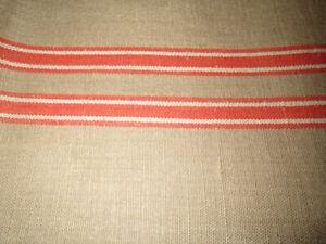 1x Mangeltuch Rolltuch Wäschemangel Leinen 85 x 272 cm Antique Linen Mangelcloth