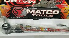 DARRELL RUSSELL 2001 AMATO EAGLE 1/24 MATCO TOOLS DIECAST T/F DRAGSTER 1/3,000