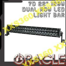 "ORACLE Black Series 7D 22"" inch Dual Row Cree LED Light Bar 120W"
