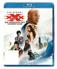 XXX die Rückkehr Des Xander Cage Blu-ray