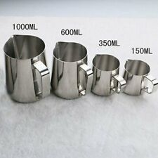 Kitchen DIY Stainless Steel Milk Coffee Latte Frothing Art Jug Pitcher Mug Cup