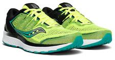 Saucony Guide ISO 2 Size US 9 M (D) EU 42.5 Men's Running Shoes Citron S20464-37