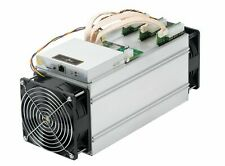 LOT of 4 - Bitmain Antminer S9 BTC Miner - Bitcoin SHA256 BCH 13.5 TH 1300w