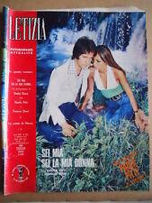 LETIZIA Fotoromanzo n°225 1973 Paola Pitti  ed. Lancio  [G578]