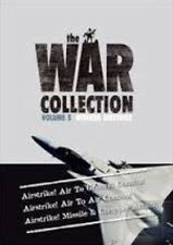 The War Collection - Modern Airstrike : Vol 3 (DVD, 2007, 3-Disc Set) New Sealed