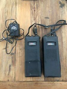 Realistic TRC-215 Handheld CB Radio Walkie Talkie