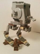 LEGO STAR WARS COMPLETE 7127 Imperial AT-ST 2001 Chewbacca Minifigure