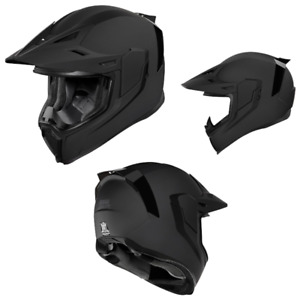 2021 Icon Airflite Moto Rubatone Full Face Street Motorcycle Helmet - Pick Size