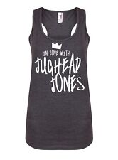 In Love With Jughead Jones - Women's Racerback Vest - Archie Serpent Riverdale