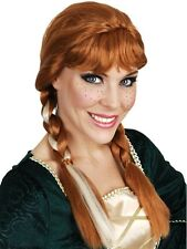 Disney Frozen Queen Elsa / Princess Anna Children Adult Wig Costume Party Wigs
