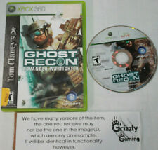 USED Tom Clancy's Ghost Recon Advanced Warfighter Xbox 360 (NTSC) CanadianSeller