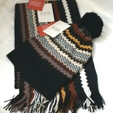 Missoni for Target - ZIG Zag Winter Beanie AND SCARF SET - NWT - LAST ONE!