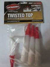 Dynamic Twisted Top 360 Degree Twistable Silicone Nozzle Kz111004