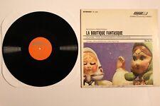 Rossini Respighi La Boutique Fantasque LP Vinyl Record Album UK ffrr ISRAEL PHIL