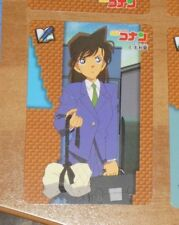 DETECTIVE CONAN PP CARDDASS CARD CARTE 8 MADE IN JAPAN 1996 MINT NEUF NEU