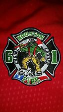 Houston Fire Department Station 61 Patch