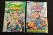 The Saga of the Sub-Mariner #1-12 Complete Set Marvel Comics