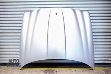 04-07 Jaguar X350 XJR XJ8 Vanden Plas Hood Panel Shell Paint MDZ Silver OEM