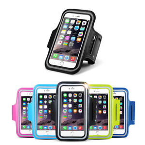 Armband Sports Gym Running Case Cover For  iPhone 6/7/8 Samsung S8 edge Huawei