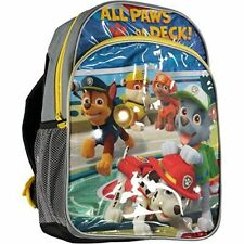 """Nickelodeon Paw Patrol Backpack 16"""" inches Brand New Licensed Product"""