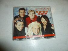 STEPS - Heartbeat / Tragedy - Deleted 1998 UK 3-track CD single