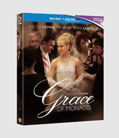 Grace of Monaco Blu-ray [Region Free] Starring Nicole Kidman Drama Movie - NEW