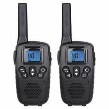 Oricom PMR1300 1 Watt 80 CH Handheld UHF Twin Pack CB Radio Hand Held Walkie