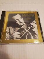 DJANGO REINHARDT CD Guitar THE GOLD COLLECTION Gold Disc First Press