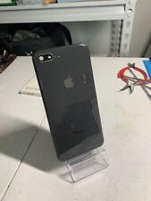 Original Iphone 8 Plus Black Mid Frame Housing