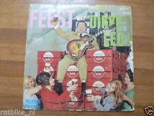 LP RECORD VINYL AMSTEL BIER FEEST MET DIKKE LEO TELSTAR JOHNNY HOES