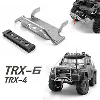 Metal Front Bar Bumper Set for Traxxas TRX-4 TRX-6 Mercedes Benz G63 G500 RC Car