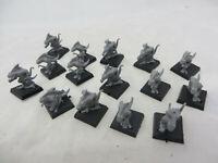 Warhammer Lizardmen Skinks warriors Seraphon army lot OOP