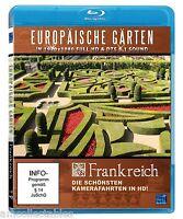 Blu-Ray - Europea Giardini - Francia - Completo HD - Nuovo/Originale