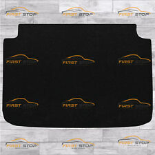 CHRYSLER CROSSFIRE 2 SEATER BOOT MAT FULLY TAILORED CLASSIC CAR BOOT MAT BLACK