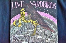 "The Yardbirds Live Yardbirds Featuring Jimmy Page 12"" vinyl LP New + Sealed"