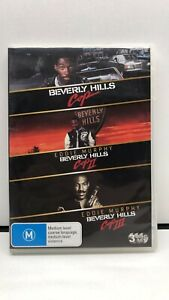 Beverly Hill Cop 1 / 2 / 3 - DVD Pack - AusPost with Tracking