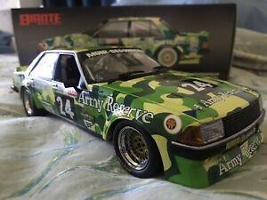 Biante 1:18 1981 Bathurst XD Falcon Army Reserve Muir/Geoghegan RARE CAR