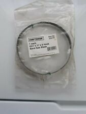 Craftsman Band Saw Blade Hook Tooth 63-1/2-Inch x 3/8-Inch x 6TPI Part# 24145
