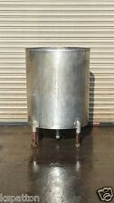 100 Gallon Stainless Tank, Processing Equipment