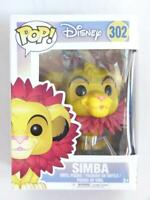 FUNKO POP VINYL | DISNEY THE LION KING | SIMBA 302 with FREE PROTECTOR