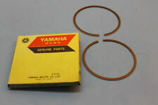 NOS YAMAHA  PISTON RING SET 2ND O/S 0.50 MX400  1975  PART# 510-11601-21-00